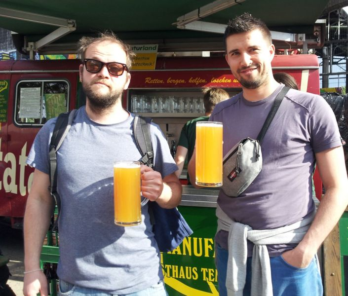 Berlin Craft Bier Fest 2014