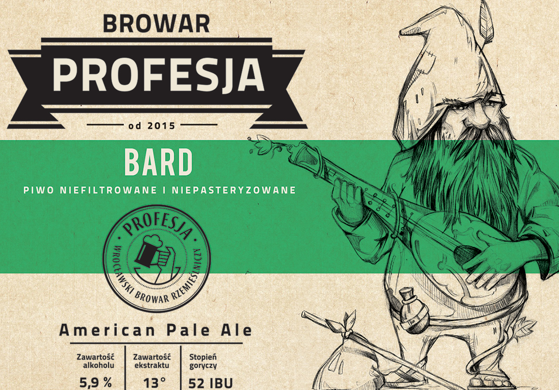 profesja_beer_label_bard